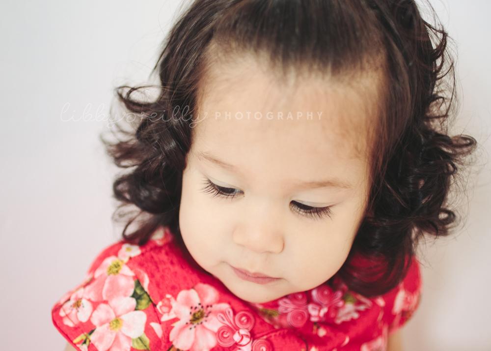 Studio Baby Photoshoot