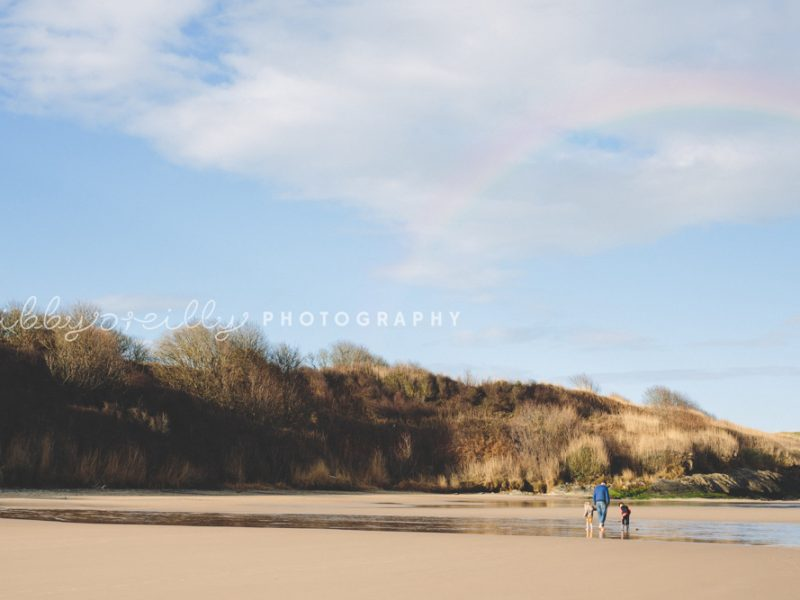 At the Beach | Family Photoshoot, Dublin & Wicklow