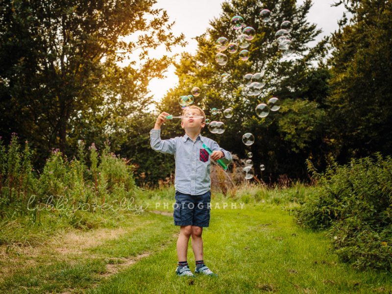 Summer Evening Magic | Family Photography, Dublin