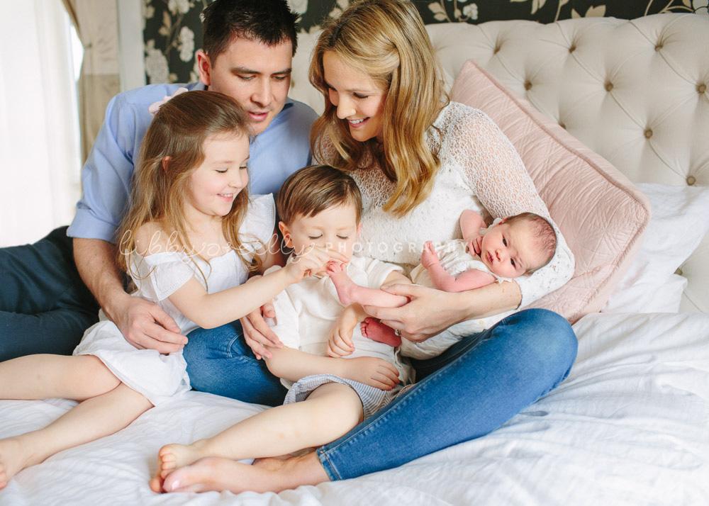 Family Newborn Lifestyle Shoot   LibbyOReilly Photography