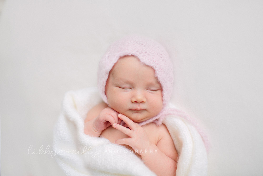 Baby Girl Newborn Lifestyle | LibbyOReilly Photography
