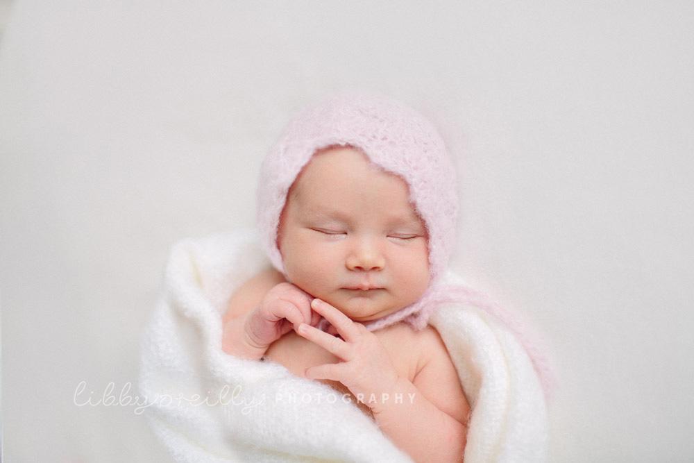 Baby Girl Newborn Lifestyle   LibbyOReilly Photography