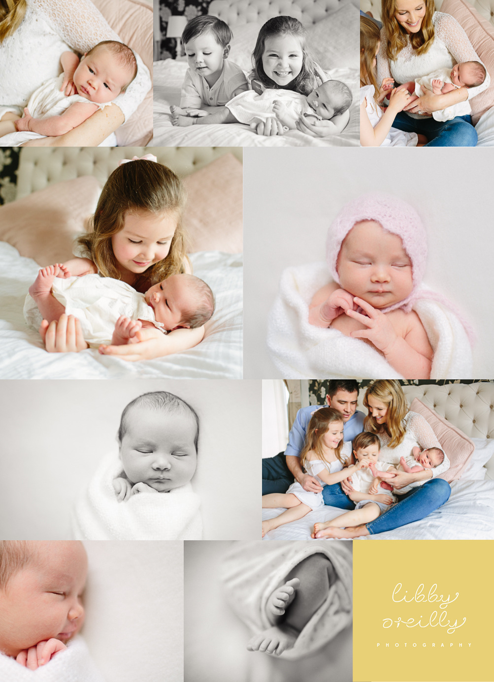 Newborn Lifestyle Photography, LibbyOReilly Photography