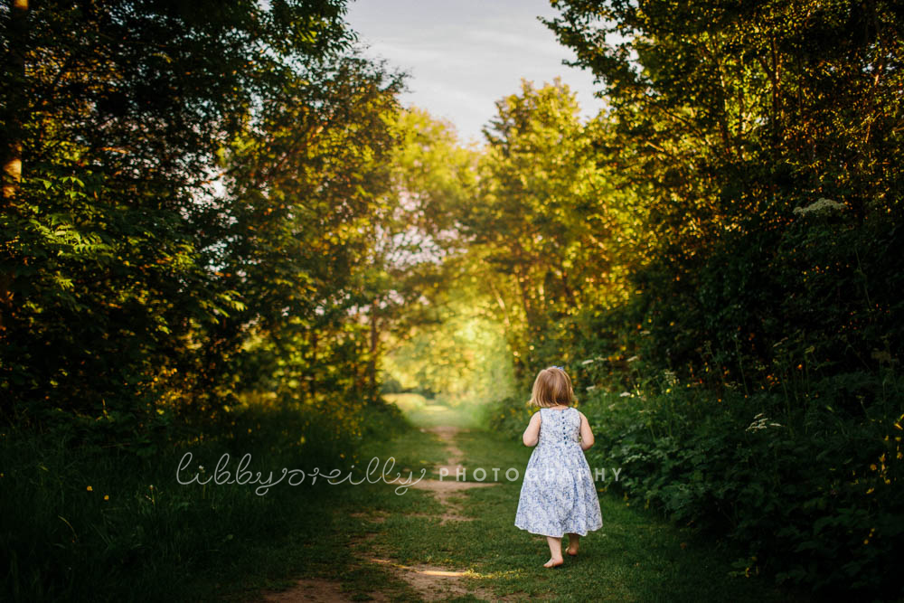 Summer Evening Outdoor Family Photography Photoshoot Dublin