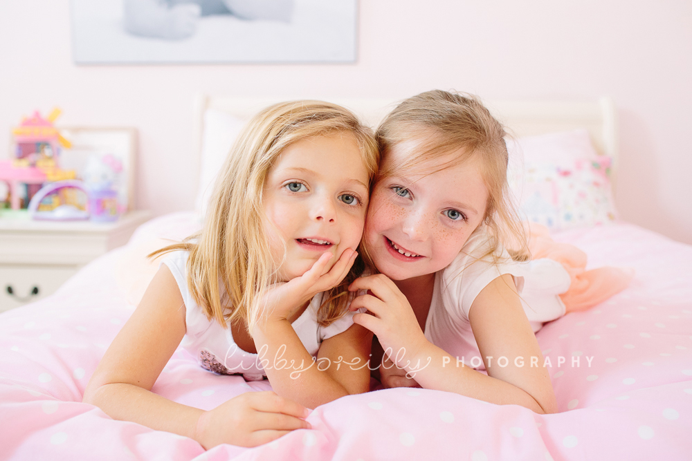 Sisters | Family Lifestyle Session in Dublin