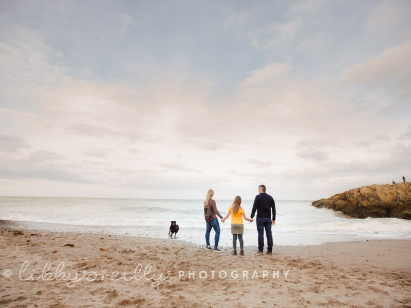 Family Portraits Greystones | Dublin Family Photographer