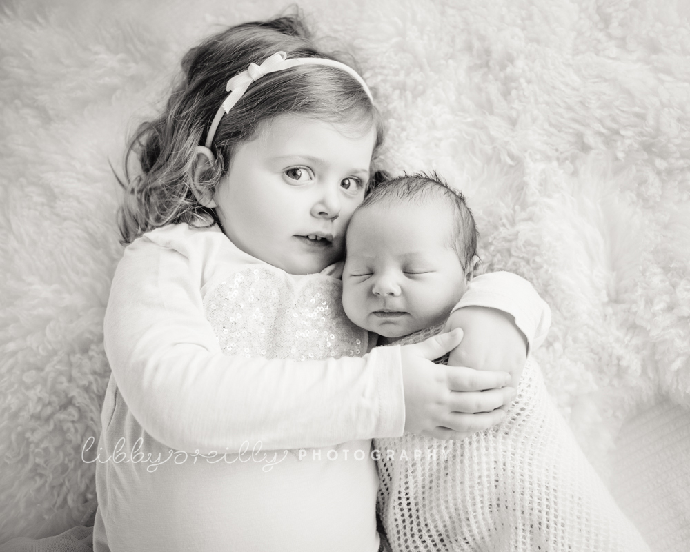 Pure newborn photography session dublin