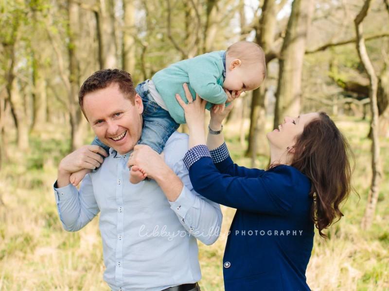Spring Morning | Family Photoshoot Dublin
