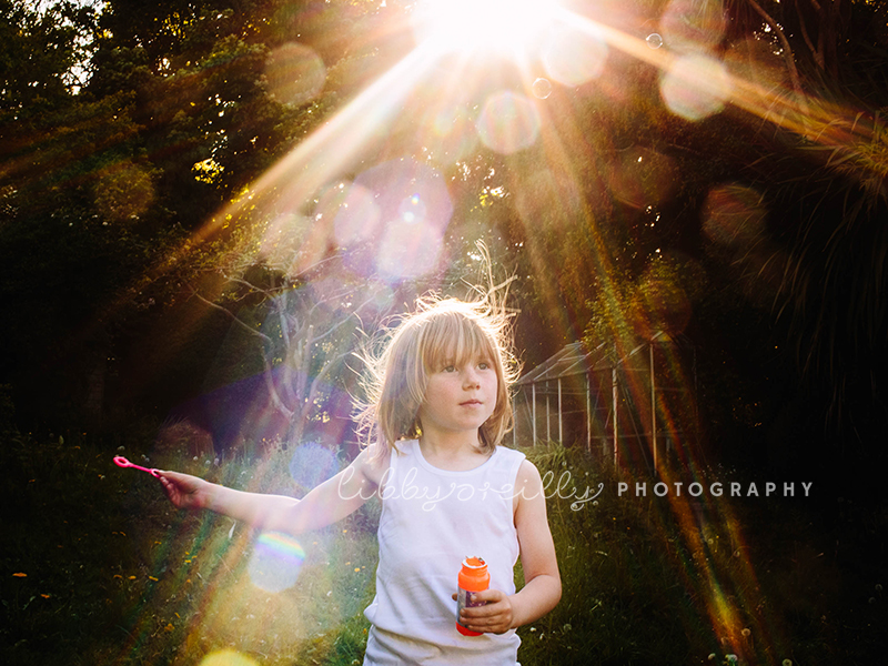 Golden Hour Summer Portraits | Family Photographer Dublin