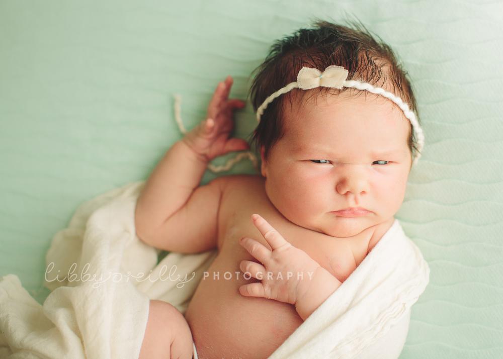 Little Squish   Newborn Baby Photography, Dublin