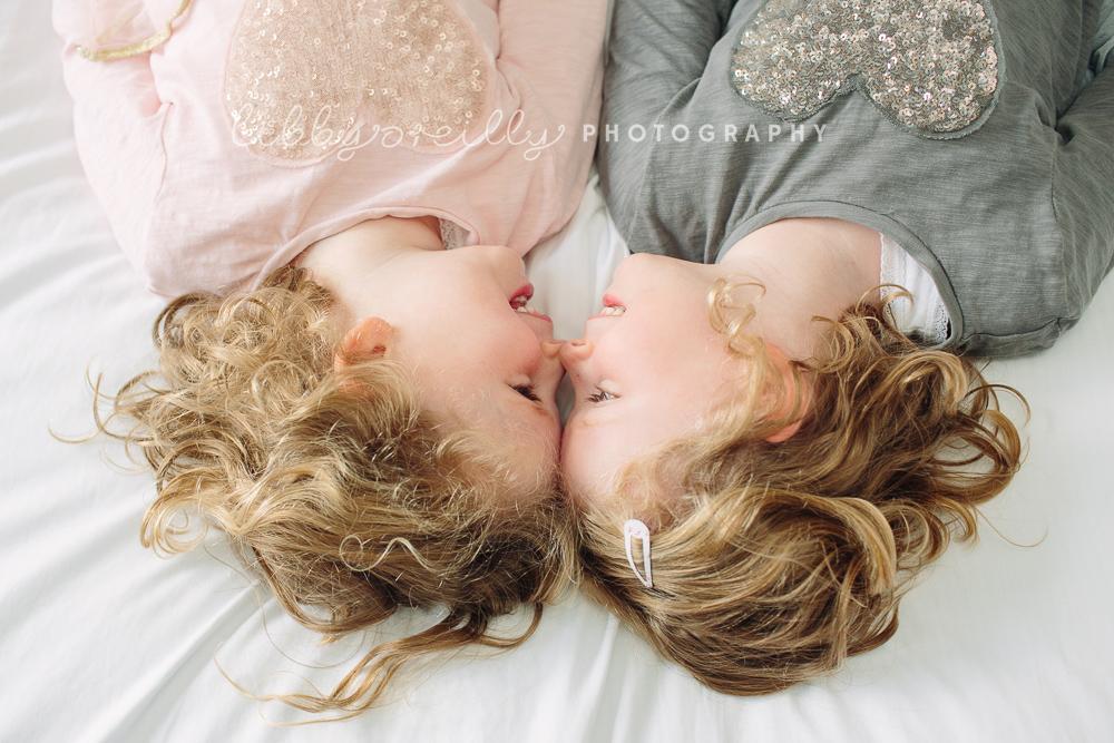 Twice the Fun | Family Photoshoot, Dublin