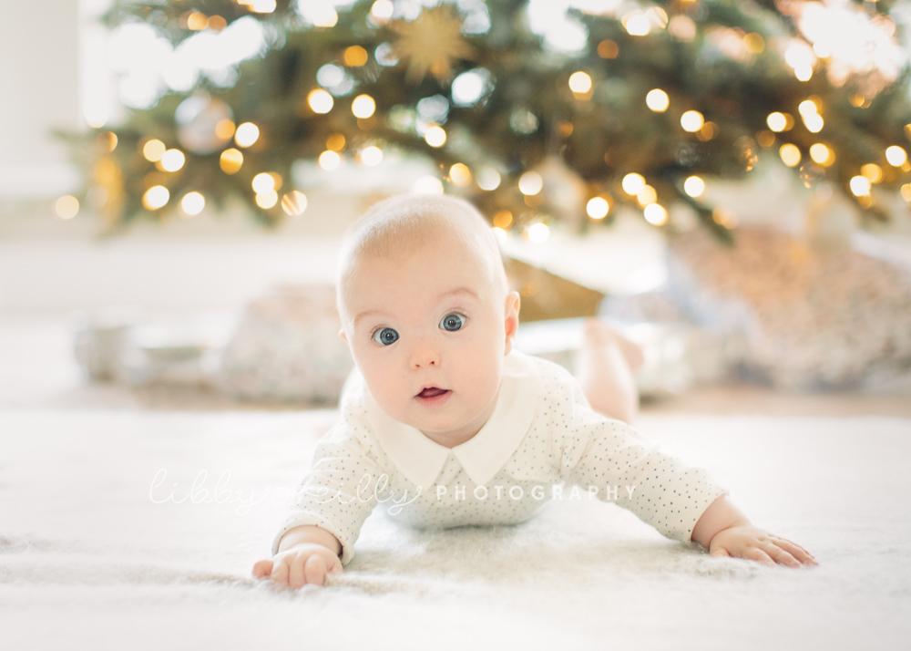 First Christmas   Baby Photoshoot, Dublin