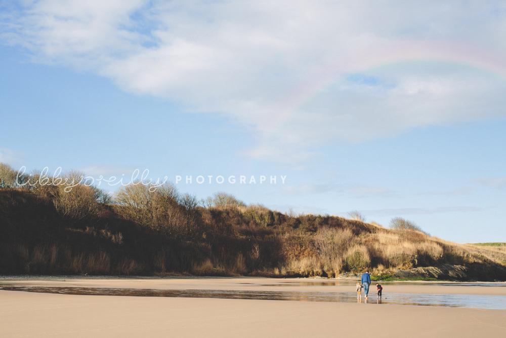 At the Beach | Family Photoshoot, Dublin & Wicklow