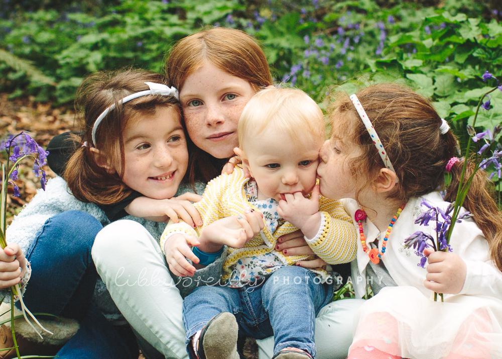Bluebells | Family Photography, Dublin