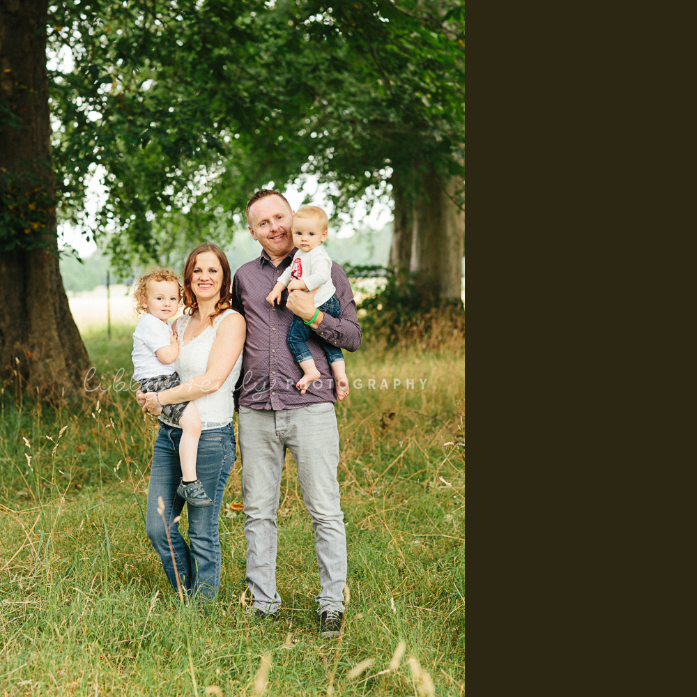Phoenix Park Family Photoshoot