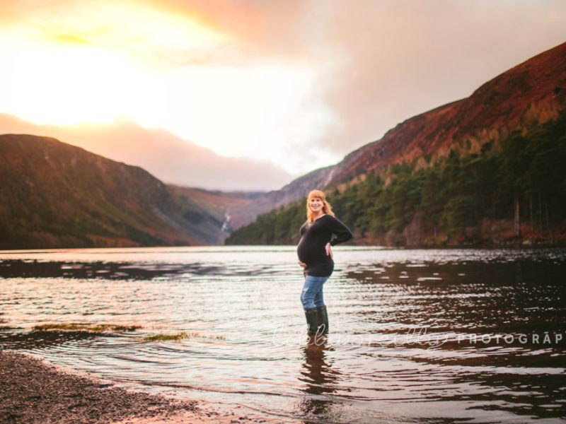 Maternity Photoshoot – Glendalough, Wicklow